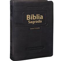 Bíblia Sagrada Revista E Atualizada Com Letra Grande