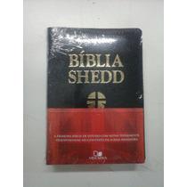 Bíblia Shedd Preta