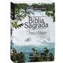 Bíblia Barata Evangelização Capa Plástica Almeida Corrigida