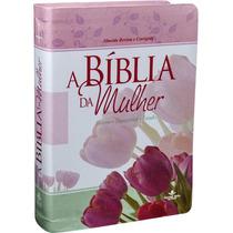 A Bíblia Da Mulher Leitura, Devocional, Estudo