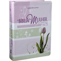Bíblia Da Mulher Leitura, Devocional E Estudo Média