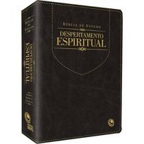Bíblia De Estudo Despertamento Espiritual - Preta S/juros
