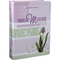 Bíblia Da Mulher Leitura, Devocional E Estudo Média #1