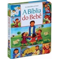 A Bíblia Do Bebê Infantil Editora Sbb
