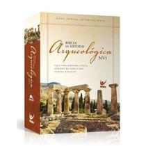 Bíblia De Estudo Nvi Arqueológica Capa Dura #1