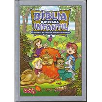 B?blia Ilustrada Infantil - Capa Dura