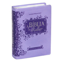 A Bíblia Da Mulher Leitura Devocional * Estudo Violeta