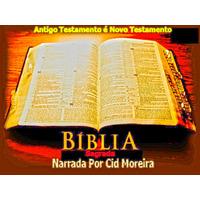 Bíblia Completa Narrada Por Cid Moreira 2 Dvds Em Mp3!