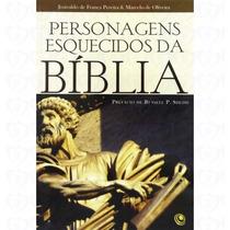 Livro Personagens Esquecidos Da Bíblia