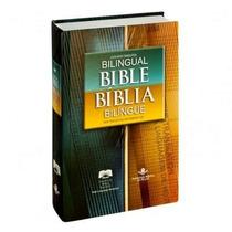 Bíblia Bilingue Ntlh Português Inglês Sbb Capa Dura
