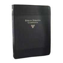Bíblia Judaica Luxo Completa Preta Frete Grátis