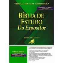 Bíblia Do Expositor - Comentada Versículo Por Versículo