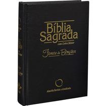 Bíblia Ra - Letra Maior P/ Evangelismo Sbb - Capa Dura