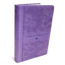A Bíblia Da Mulher Que Ora - Nvi (lilás)