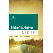 Bíblia Vida Melhor Líder Nvi - Brochura