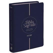Bíblia Sagrada Grande Nvi Letra Extragigante Frete Grátis