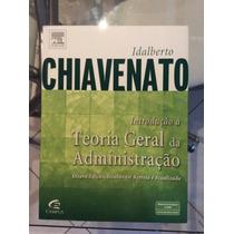 Teoria Geral Da Administração, Chiavenato, 8ª Edição