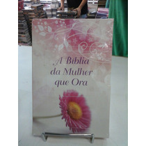 Biblia Da Mulher Que Ora Cada