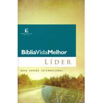 Bíblia Nvi Vida Melhor: Líder-tam 13,5 X 20,5 Cm
