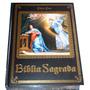 Bíblia Sagrada Católica Ed. Luxuosa Cd Homenagem Pe Marcelo
