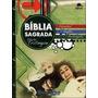 Biblia Sagrada Trilingue Inglês Português Espanhol Brochura