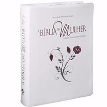A Bíblia Da Mulher Leitura, Devocional, Estudo - Florida