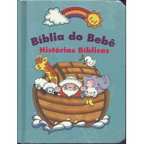 Bíblia Do Bebê - Histórias Bíblicas [ed Ciranda Cultural]