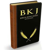 Bíblia De Estudo King James Com Índice Lateral