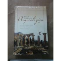 Bíblia De Estudo Arqueológica Capa Dura