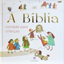 Livro Almofadado-biblia Contada Para Crianças/ciranda