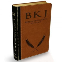Biblia King James Atualizada Bkj Com Manuscritos Originais