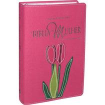 A Bíblia Da Mulher - Leitura, Devocional E Estudo