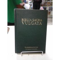 Bíblia Sacra Vulgata Verde