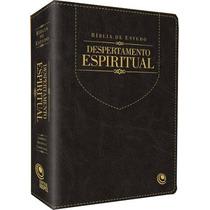 Bíblia De Estudo Despertamento Espiritual -preto