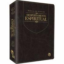 Biblia De Estudo Despertamento Espiritual Luxo