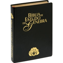 Biblia De Estudo Genebra Grande
