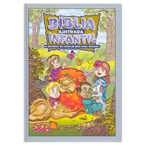 Bíblia Ilustrada Infantil Bíblia Sagrada Evangélica