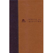 Bíblia Do Ministro Capa Luxo Frete Grátis