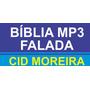 Bíblia Mp3 Novo Testamento - Cid Moreira - Frete Grátis
