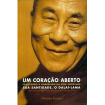 Livro Um Coração Aberto - Sua Santidade O Dalai-lama