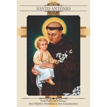 Santinho Santo Antonio (milheiro Pagar Promessa)