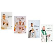 Kit Livros Padre Marcelo Rossi (4 Livros) !