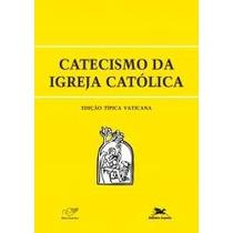 Catecismo Da Igreja Católica - Edição De Bolso - Pequeno