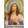 Santinho - Milheiro - Conversa Com Jesus - A Cores