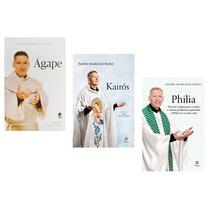 Kit Livros Padre Marcelo Rossi (3 Livros) !