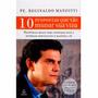 Livro 10 Respostas Que Vão Mudar Sua Vida Padre Manzotti