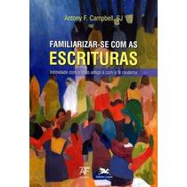 Livro Familiarizar-se Com As Escrituras