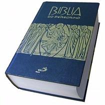 Bíblia De Estudo Católica - Bíblia Do Peregrino