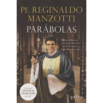 Livro Parábolas - Padre Reginaldo Manzotti - Catolicismo