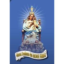 Santinho - Milheiro - N. S. Do Monte Serrat - Sem Propaganda